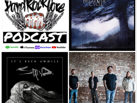 THE HARDROCKCORE PODCAST Episode 49 with MIKE MUSHOK (STAIND)