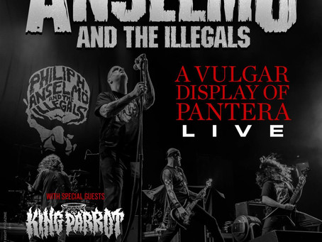 Livestream - PHILIP H. ANSELMO AND THE ILLEGALS