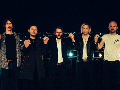 REFUSED TO RELEASE THE MALIGNANT FIRE EP ON NOVEMBER 20