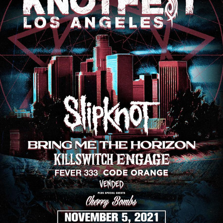 KNOTFEST Los Angeles
