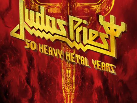 JUDAS PRIEST announce rescheduled dates