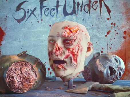 "SIX FEET UNDER launches lyric video for new single, ""Amputator"""