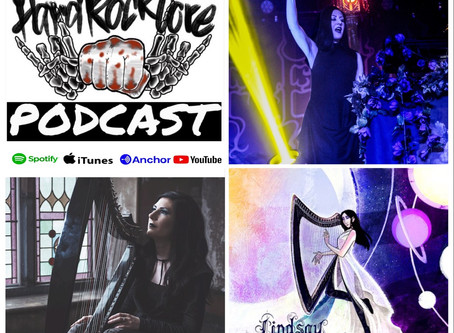 THE HARDROCKCORE PODCAST Episode 33 with LINDSAY SCHOOLCRAFT