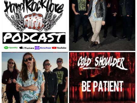THE HARDROCKCORE PODCAST Episode 42 with COLD SHOULDER