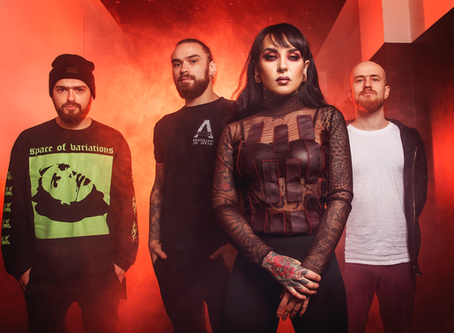 JINJER release a new video