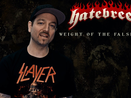 HATEBREED discuss working with ZEUSS