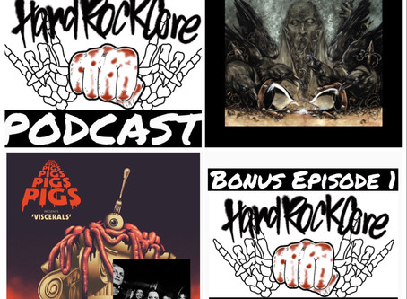 THE HARDROCKCORE PODCAST Bonus Episode 01 with VALKYRIE and PIGSX7