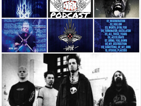 THE HARDROCKCORE PODCAST Episode 11 with KEN JAY of STATIC-X
