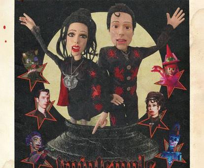 TWIN TEMPLE presents: A Magickal Tale Of Krampus Night