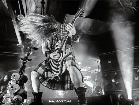BLACK LABEL SOCIETY, OBITUARY, and PRONG at ACE OF SPADES in Sacramento