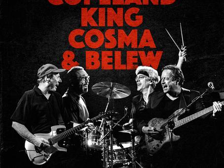 COPELAND, KING, COSMA, + BELEW