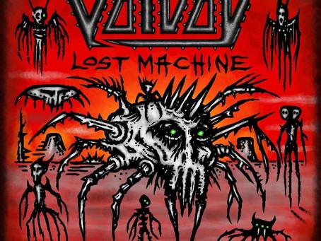 VOIVOD ANNOUNCES LIVE ALBUM LOST MACHINE - LIVE