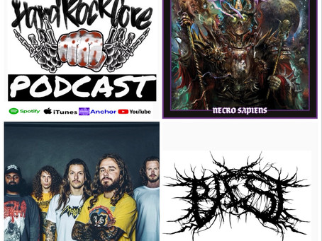 THE HARDROCKCORE PODCAST Episode 40 with SVEND KARLSSON of BAEST