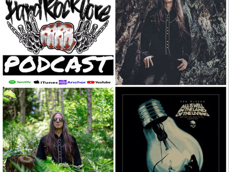 THE HARDROCKCORE PODCAST Episode 50 with PER WIBERG (OPETH, SPIRITUAL BEGGARS)