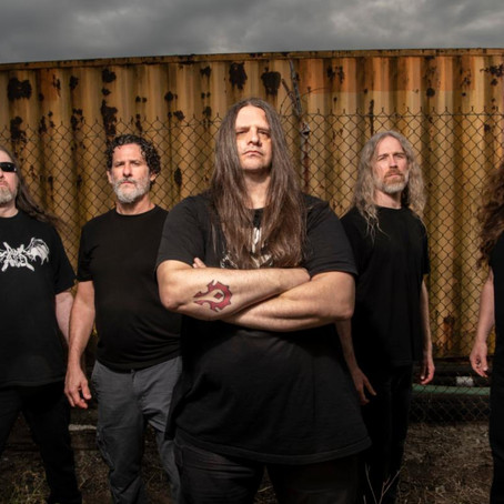 CANNIBAL CORPSE / WHITECHAPEL/REVOCATION/SHADOW OF INTENT Tour