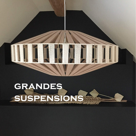 Grandes suspensions