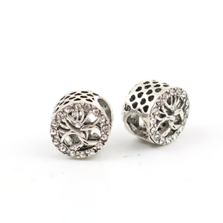 CB007-R | Charm Beads