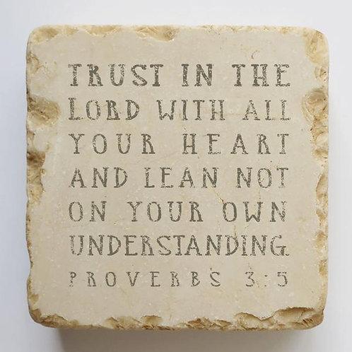 509   Proverbs 3:5