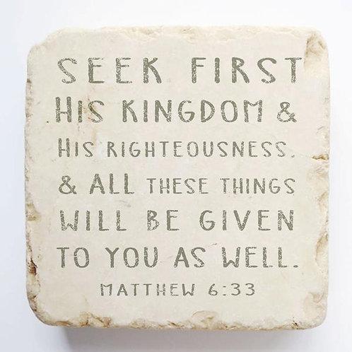 583 | Matthew 6:33