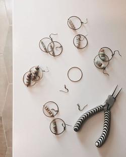 Earrings on earrings on earrings ✨ _____