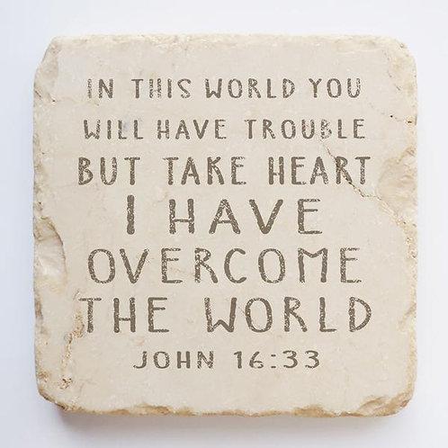 571 | John 16:33