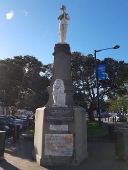 Boer War Statue front view-1