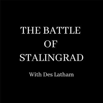 the Battle of Stalingrad podcast logo.jp