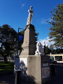 Boer War statue side view-1