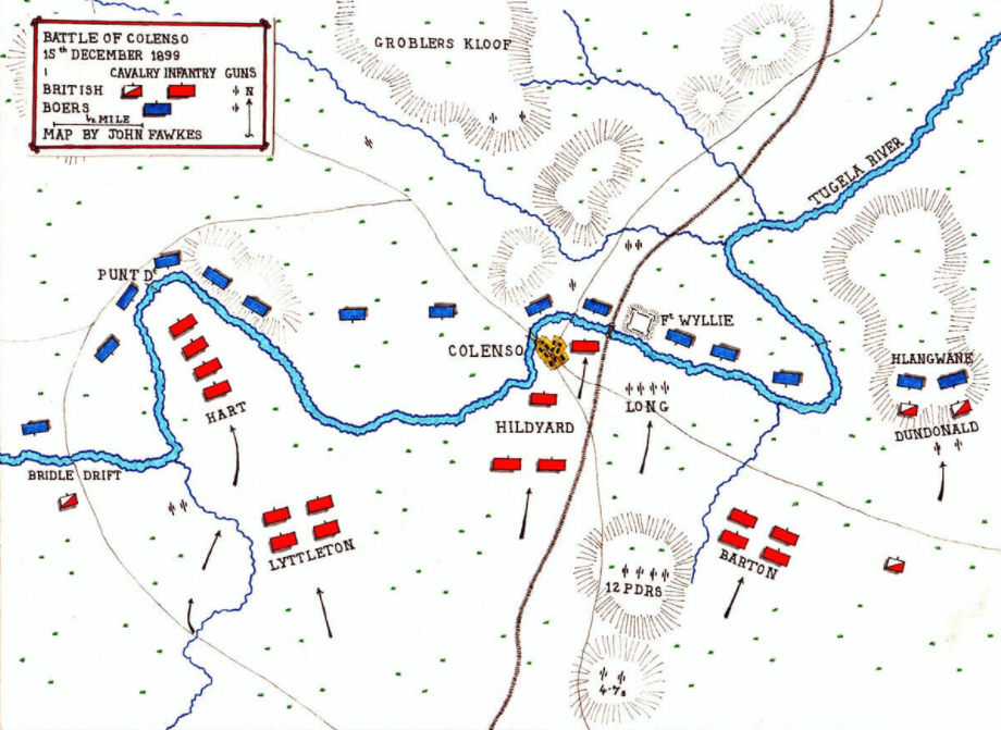 The Battle of Colenso