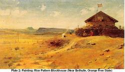 A blockhouse