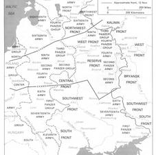 The German Advance