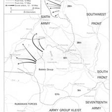 The Soviet Offensive in Kharkov