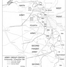 Army Group Centre operations