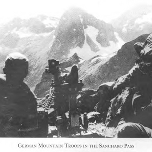 German Mountain Troops in the Caucuses