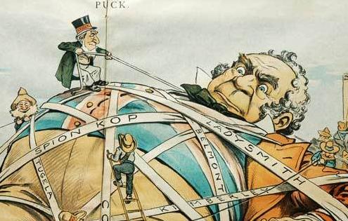 The British under pressure