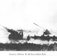 German 150mm Guns