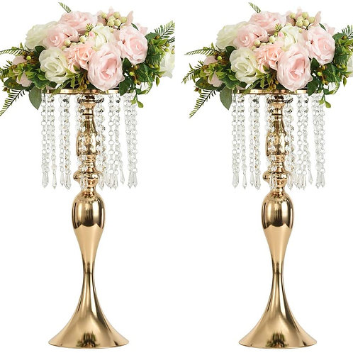 Gold Centerpiece  - In House Rental