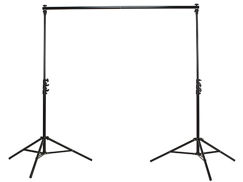 Backdrop Stand 8x10 - In House Rental