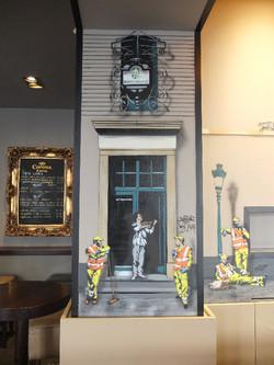 Urban bar -Luxembourg city