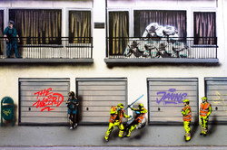 Goodbye Monopol 2 - Luxembourg city