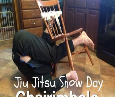BJJflix and chill day!