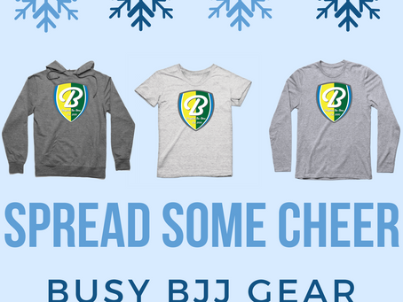 The Busy BJJ Store and our Holiday Schedule