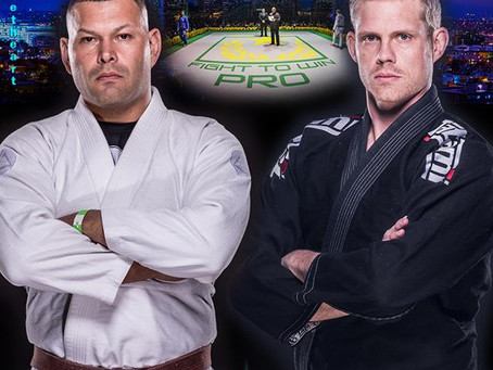 Busy BJJ coaches fighting this Friday!