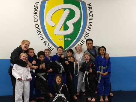 Busy BJJ New Year's Holiday Schedule