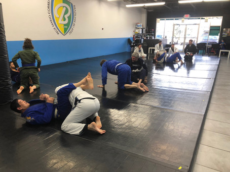 Saturday Morning Armbars and a Promotion