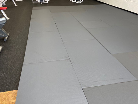 Busy BJJ second location!