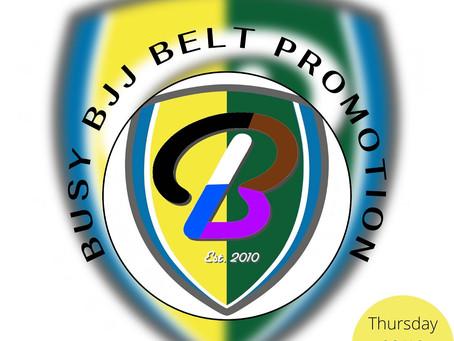 Summer Belt Promotion