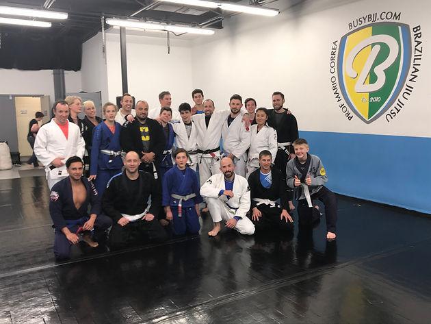 Beginning a New Chapter   Busy Brazilian Jiu-Jitsu (BJJ)