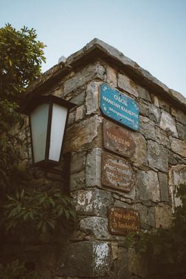 Arolithos en Grèce