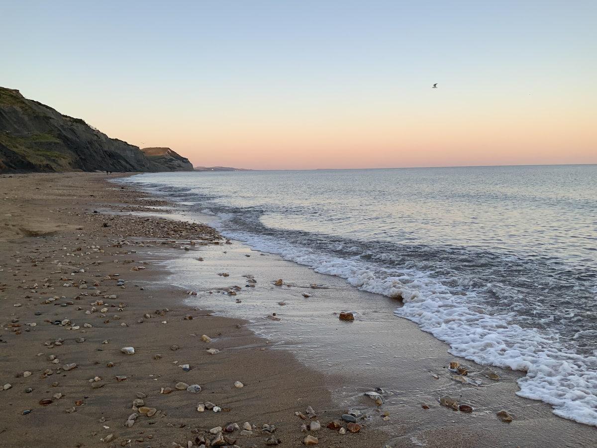 charmouth beach 2